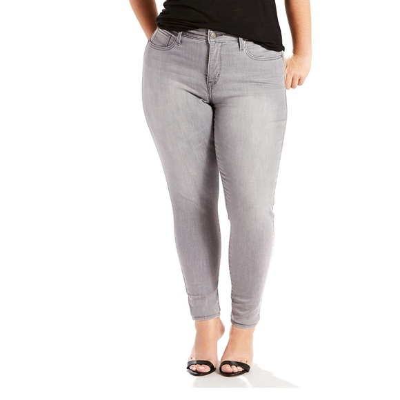 Levi's Denim - Plus Size Levi's 310 Shaping Super Skinny Jeans
